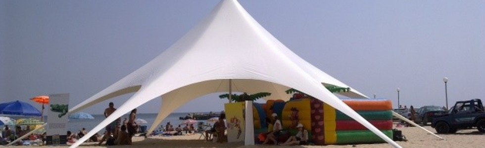 Tents pliable Awnings